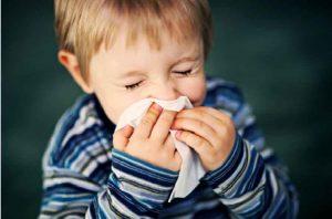 gejala batuk pilek pada anak