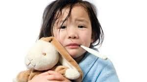kenapa anak sering batuk pilek