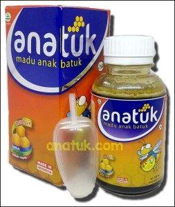 madu untuk batuk berdahak anak