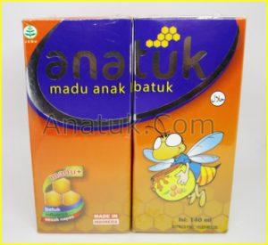 manfaat madu untuk batuk berdahak