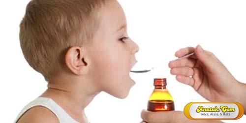 Obat Batuk Untuk Anak Yang Ampuh