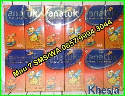 Distributor Obat Batuk Herbal Anak di Klaten