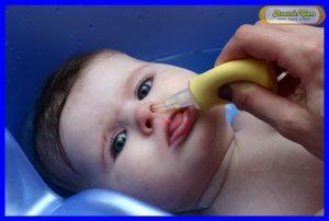 Tips Mengatasi Pilek Pada Bayi Umur 1 Bulan