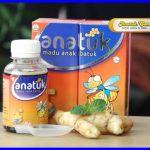 Obat Herbal Flu dan Batuk Herbal Anatuk Khusus Anak Usia 1-5 Tahun