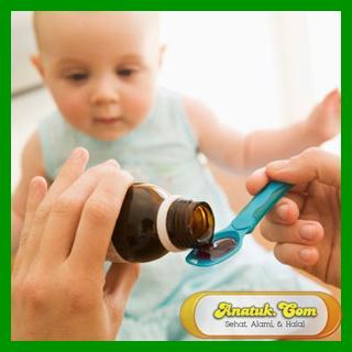 obat batuk alami anak