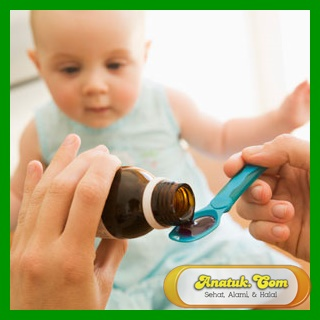 obat flu dan batuk untuk bayi