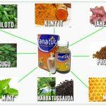 Meredakan Batuk Pada Anak dengan 7 Ramuan Herbal Anatuk